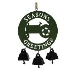 SEASONS GREETING TRACTOR