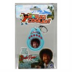 TALKING KEYCHAIN BOB ROSS