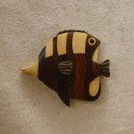 ANGEL FISH  MAGNET