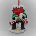 PENGUINS OUR 1ST CHRISTMAS