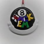 8 BALL - RACK EM