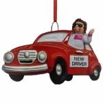 NEW DRIVER CAR
