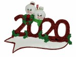 2020 SNOWMAN FAMILY OF 2