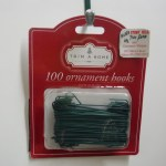 100 COUNT ORNAMENT HOOKS