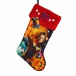 CAPTAIN MARVEL STOCKING