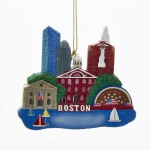 BOSTON SCENE