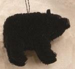 BRUSH BLACK BEAR