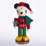 "10"" MICKEY MOUSE NUTCRACKER"