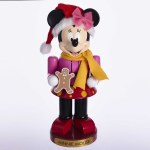 "10"" MINNI MOUSE NUTCRACKER"