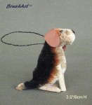 BRUSH ANIMAL  BEAGLE