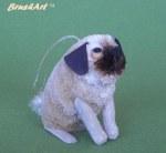 BRUSH ANIMAL  PUG