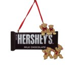 HERSHEY BAR WITH BEARS