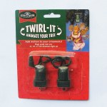 TWIRL IT MOTORIZED ORNAMENT SPINNER