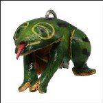 LEATHER FROG