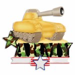 ARMY TANK PERSONALIZE