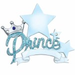 PRINCE WITH STARS BLUE