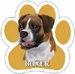 BOXER UNCROPPED MAGNET
