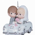 JUST MARRIED - PRECIOUS MOMENT