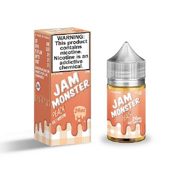 Peach Jam Salt 24mg