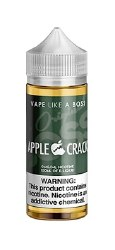Apple Crack 100ml 3mg