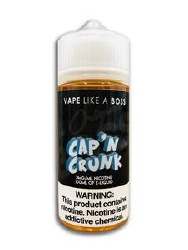 Cap'n Crunk 100ml 0mg