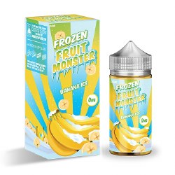 Frozen Banana Ice 0mg