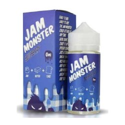 Blueberry Jam Monster 00mg