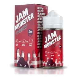 Strawberry Jam Monster 0mg