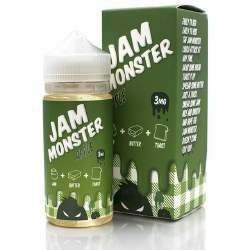Apple Jam Monster 100ml 0m