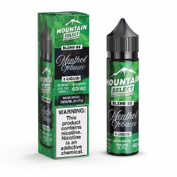 Menthol Tobacco 60ml 0mg