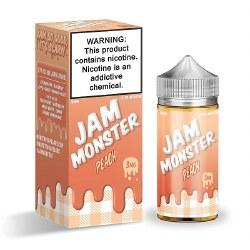Peach Jam Monster 0mg