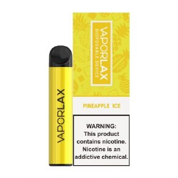 Vaporlax Pineapple Ice