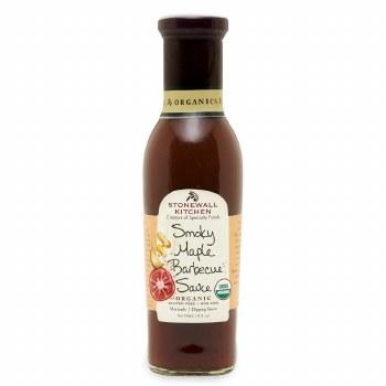 Organic Smokey Maple BBQ Sauce
