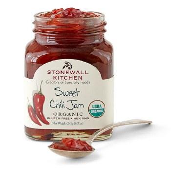 Organic Sweet Chili Jam