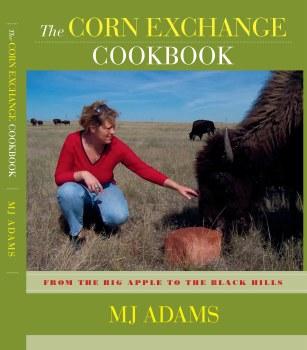 Mar 21 Chef MJ Adams Sweet Class (includes her cookbook)