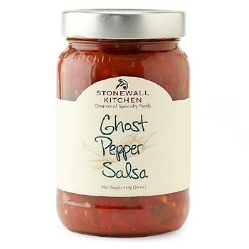 Ghost Pepper Salsa