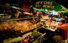 Apr 20 Peruvian Street Food