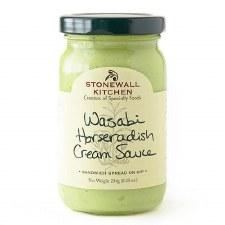 Wasabi Horseradish Cream Sauce