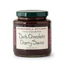 Dark Chocolate Cherry Sauce