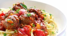 Feb 15 Spaghetti & Meatballs for Young Cooks