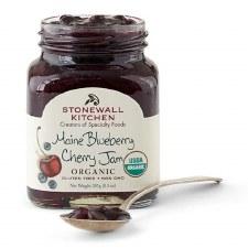 Organic Blueberry Cherry Jam