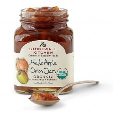Organic Maple Apple Onion Jam