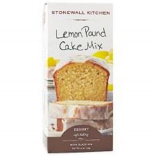 Lemon Pound Cake Mix