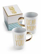 Mug Dear Mom - Mother's Day