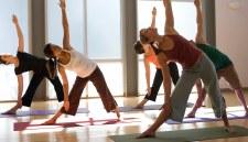 Oct 12 Yoga, Granola, Parfait