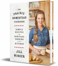 Oct 24 Jill Winger, The Prairie Homestead
