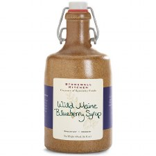 Wild Maine Blueberry Syrup 16oz