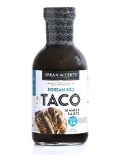 Taco Sauce Korean BBQ