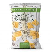 Lime & Sea Salt Corn Tortilla Chips
