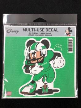 Mickey Football Decal